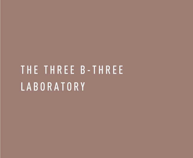 The Three B-Three Laboratory