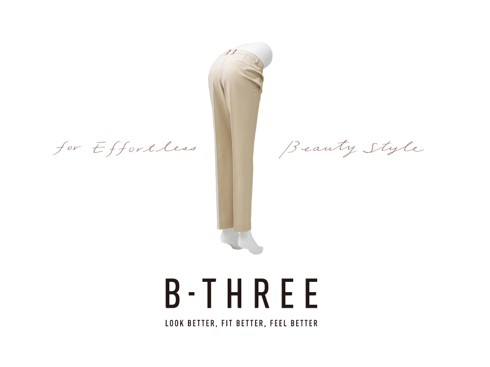 B-Three Beautiful Stretch Pants Specialty Shop